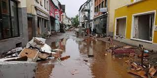"""Almanya'da DİTİB sel felaketi mağdurları için """"bağış kampanyası"""" başlattı"""