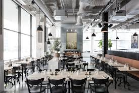 french bistro lighting. styling details usine space industrial bistro french modern renovated factory lighting h
