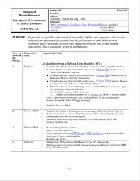 Free Sop Fresh Standard Operating Procedures Template Template Design 8