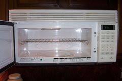 metal rack in microwave.  Rack Caption Why Is This Metal Rack In A Microwave Inside Metal Rack In Microwave Y