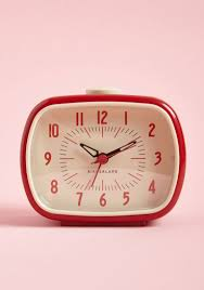 fun office supplies for desk. It\u0027s About Timeless Clock In Retro Red Fun Office Supplies For Desk