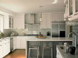Contemporary Kitchen Backsplash Designs Contemporary Black And White Design Ideas Contemporary Kitchen