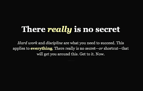 Black Quotes Inspiration It Really Is No Secret Sunday Morning Inspirational Quote