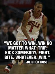 Motivational Basketball Quotes Gorgeous Motivational Basketball Quote Derrick Rose Quote Number 48