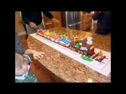 Gs 3rd Birthday Party And Dinosaur Train Cakem4v Youtube