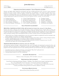 Safety Trainer Sample Resume Download Training Of Doc Personal
