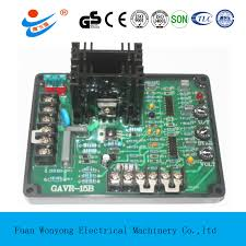 China Generator Universal <b>Voltage Regulator</b> AVR <b>Gavr</b>-<b>8A</b> - China ...