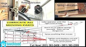 lubricate garage door squeaky garage door admirable squeaky garage door professional
