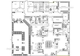 Shopping Centres Stores Dwg Models Free Download