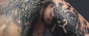 knight tattoo designs for men