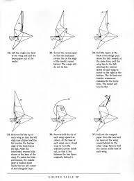 Animasi stop motion dengan diagram. Onoy Rus Cara Membuat Origami Elang Eagle Folded Paper Flowers Origami Fish Origami Bird