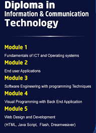 diploma in information communication technology png ict is the future and you can be part of it the diploma in information and communication technologies