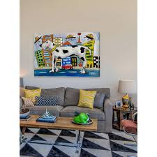 w urban abduction by tori campisi printed canvas wall art mh tori 16 c 18 the home depot on urban designs canvas wall art with 12 in h x 18 in w urban abduction by tori campisi printed canvas