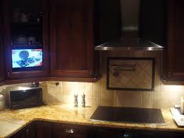 Under Cabinet Tvs Kitchen Kitchen Tv Radio Under Cabinet Ihome Under Cabinet Radio Under