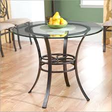 dining tables round glass top appealing in table prepare with glass top dining table inspirations dining table with glass top and metal base in chrome