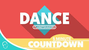 Planetshakers Dance 5 Minute Countdown Youtube