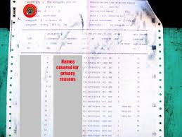 Indian Railway Reservation Chart What Is A Trains Chart Train Stuff In India