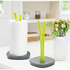 countertop paper towel holder. Standing Paper Towel Holder Countertop With Weighted Base Modern Decor 19 N