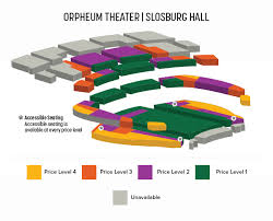 Orpheum Seating Chart Omaha Ne Powered By Ticket Omaha