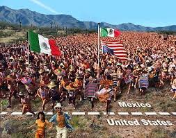 Image result for mexican caravan pictures