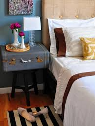 Table In Bedroom 10 Double Duty Nightstands Hgtv