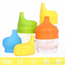 2019 eclouds healthy sprouts silicone sippy lids toddlers kids children bpa free silicone sippy cup lids make any cup a sippy cup from kidplayground