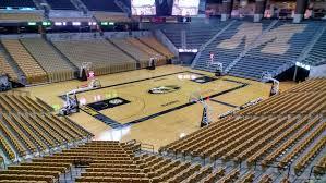 Mizzou Arena Section 113 Rateyourseats Com