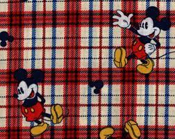 Disney fabric   Etsy &  Adamdwight.com