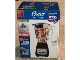 oster clic series 8 sd blender