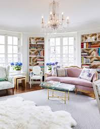 Nyc Living Room Living Room Inspiration Pastel Home In Cosmopolitan Nyc Living