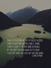 Lord Byron Into The Wild
