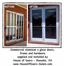 house of doors roanoke va supplies services repairs and installs commercial