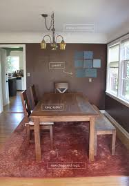 dining room makeover for orc coco kelley1