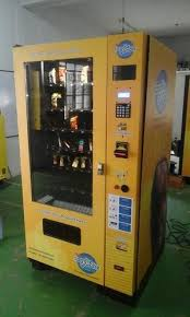 Cash Vending Machine Amazing Smart Milk Pouch Vending Machine With Elevator Cash Acceptor At Rs