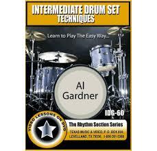 Intermediate Drum Set by Al Gardner