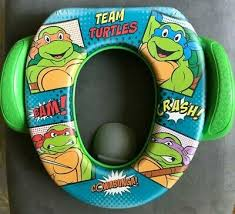 Ninja Turtle Potty Training Chart Ninja Turtles Potty Training Reward Kit Chart W Stickers