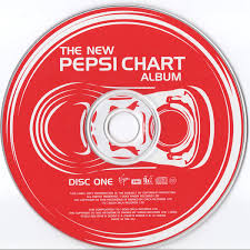 The New Pepsi Chart Album By Various Cd X 2 With Recordsale