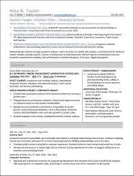 Student Resume Examples Distinctive Documents