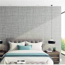 non woven modern bedroom wallpaper