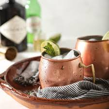 how to make a gin gin mule moscow mule
