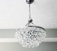 image of ikea mini chandelier