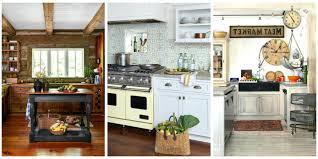 rustic country kitchen decor kitchen design rustic farmhouse kitchen