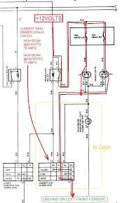 led headlight conversion yotatech forums H4 Halogen Headlight Wiring Diagram Headlight Wiring Harness