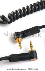 isolated 3 5mm plug wiring diagram trs stock photos royalty images vectors shutterstock black audio cable two gold stereo plugs 3 5mm