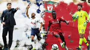 Liverpool are moving the ball constantly from side to side in an attempt to find some space. Tottenham Hotspur Trip To Test Liverpool S Title Credentials