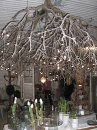 rustic tree branch chandeliers 26
