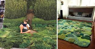 please help me find one of these rugs that look like moss grass or