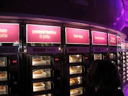 Automat Vending Machine Impressive Bamn Automat Vending Machines NYC St Marks New York