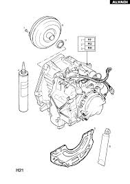 Opel af13 automatic transmission protection plate c4 transmission diagram opel transmission diagrams