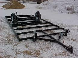 ice fishing frame
